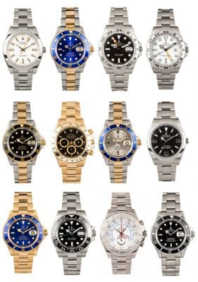 Pre-owned Rolex Watches at Mark's Diamonds