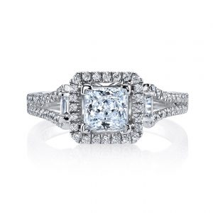Classic Engagement RingStyle #: MARS 25003