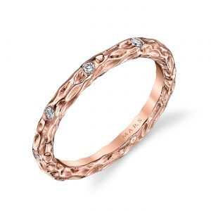 Diamond Ring - Stackable  Style #: MARS-25681RG
