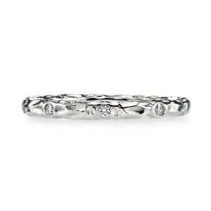 Diamond Ring - Stackable  Style #: MARS-25681WG