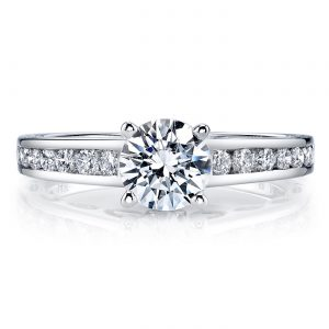 Classic Engagement RingStyle #: MARS 25836TT