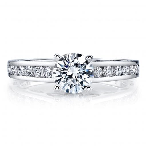 Classic Engagement Ring<br>Style #: MARS 25836TT