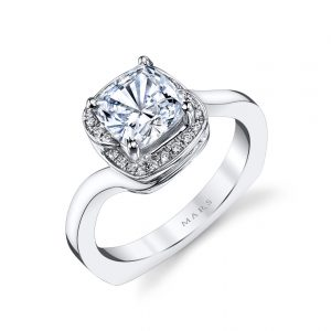 Infinity Engagement RingStyle #: MARS 25954