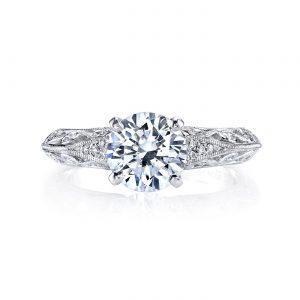 Vintage Engagement RingStyle #: MARS 26026