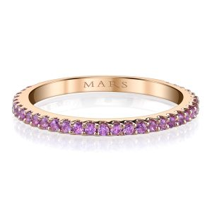 Diamond Ring - Stackable  Style #: MARS-26157RGPS