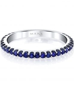 Diamond Ring - Stackable  Style #: MARS-26157WGBS