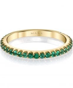 Diamond Ring - Stackable  Style #: MARS-26157YGEM