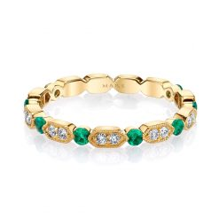 Diamond & Emerald Ring Style #: MARS-26182YGEM Diamond & Emerald Ring Style #: MARS-26182YGEM Diamond & Emerald Ring Style #: MARS-26182YGEM Diamond & Emerald Ring Style #: MARS-26182YGEM
