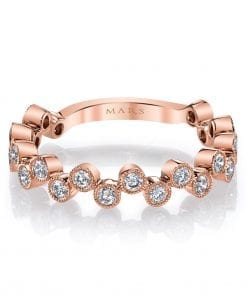 Diamond Ring - Stackable  Style #: MARS-26202RG
