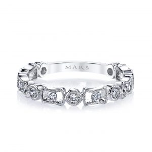Diamond Ring - Stackable  Style #: MARS-26211