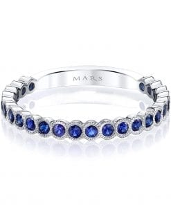 Diamond Ring - Stackable  Style #: MARS-26259WGBS