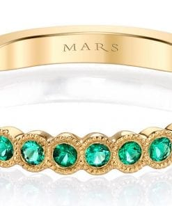 Diamond Ring - Stackable  Style #: MARS-26259YGEM