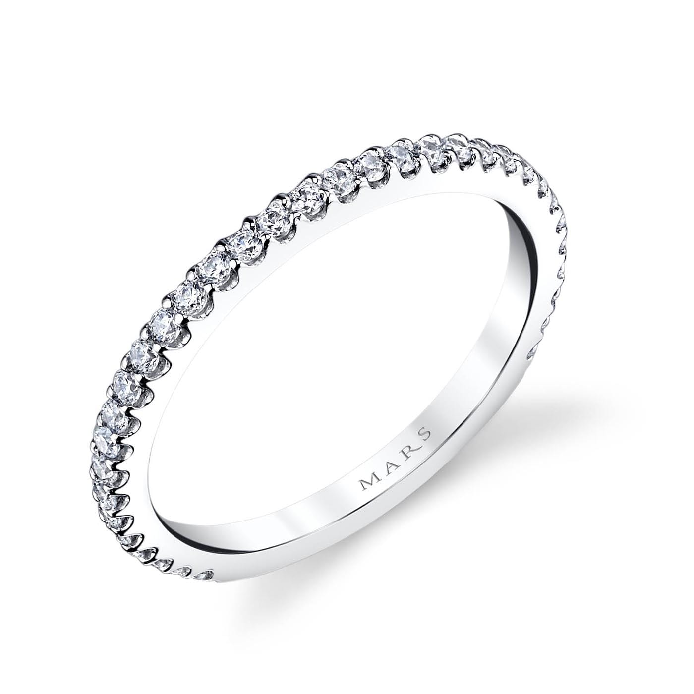 Diamond Ring - Stackable  Style #: MARS-26268