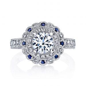 Halo Engagement RingStyle #: MARS 26462