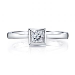 Solitaire Engagement RingStyle #: MARS 26466