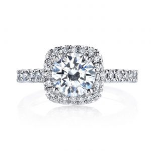 Classic Engagement RingStyle #: MARS 26467