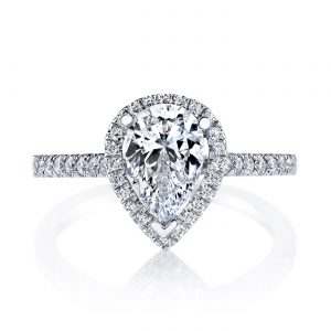 Classic Engagement RingStyle #: MARS 26502