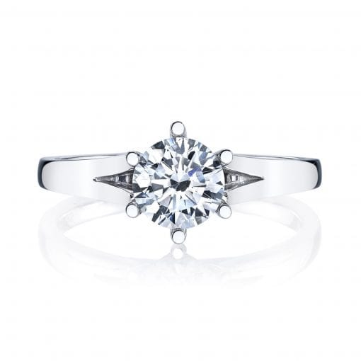 Classic Engagement Ring<br>Style #: MARS 26511