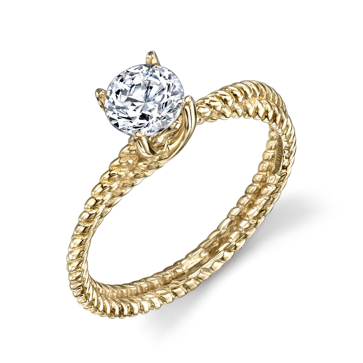 Solitaire Engagement RingStyle #: MARS 26521
