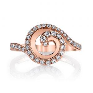 Diamond Ring - Fashion Rings Style #: MARS-26575