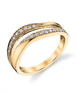 Diamond Ring - Fashion Band Style #: MARS-26576