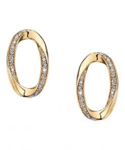 Diamond Earrings - Studs Style #: MARS-26577