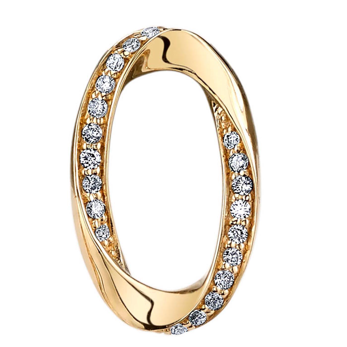 Diamond Earrings - Studs Style #: MARS-26577