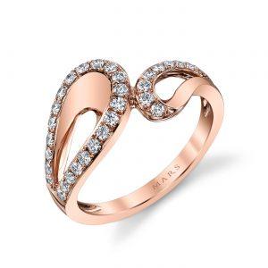 Diamond Ring - Fashion Rings Style #: MARS-26579