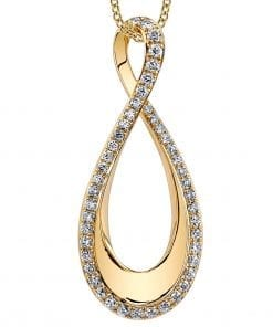 Diamond Necklace Style #: MARS-26580