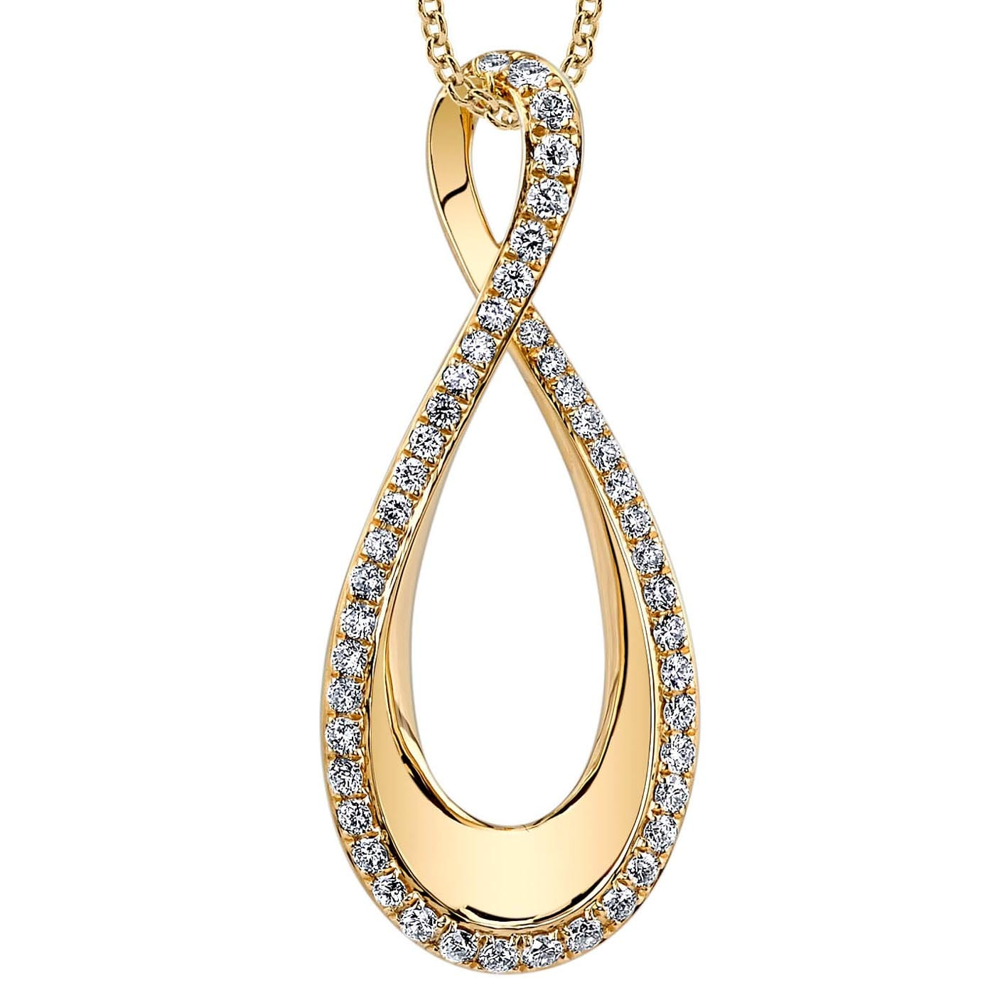 Diamond Necklace Style #: MARS-26580