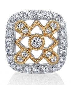 Diamond Earrings - Studs Style #: MARS-26581