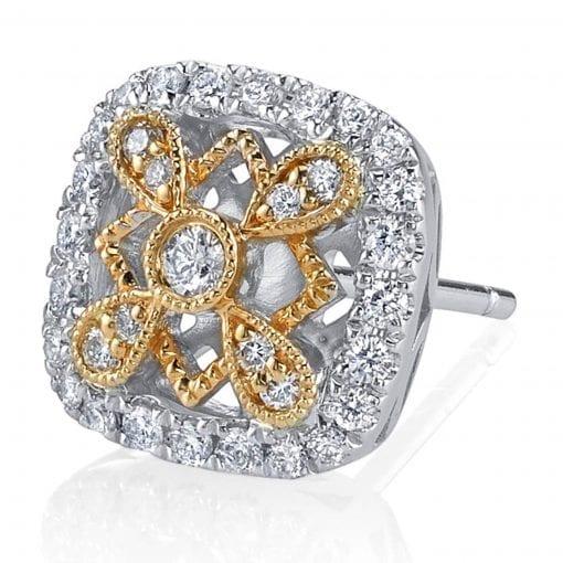Diamond  Earrings Style #: iMARS-26581