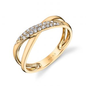 Diamond Ring - Fashion Band Style #: MARS-26585