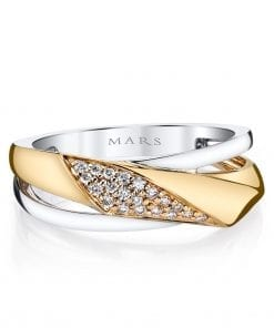 Diamond Ring - Fashion Band Style #: MARS-26586