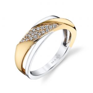 Diamond Ring - Fashion Band Style #: MARS-26586