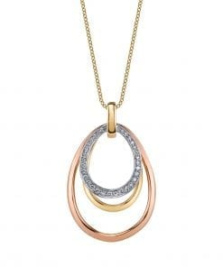 Diamond Necklace Style #: MARS-26587