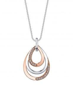 Diamond Necklace Style #: MARS-26588