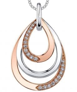 Diamond Necklace Style #: MARS-26588