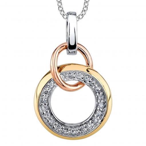 Diamond NecklaceStyle #: MARS-26589