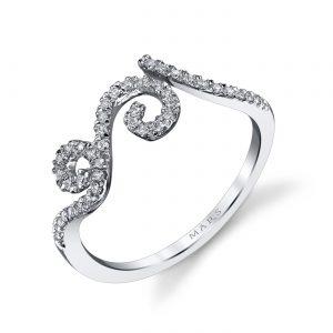 Diamond Ring - Fashion Rings Style #: MARS-26611