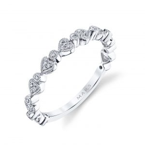 Diamond Ring - Stackable Style #: MARS-26623