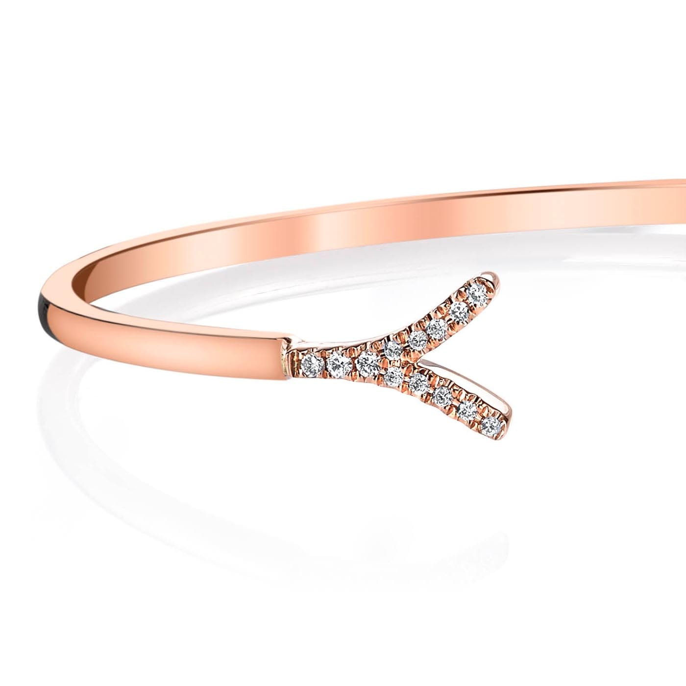 Diamond Bracelet - Bangles & Cuffs Style #: MARS-26627