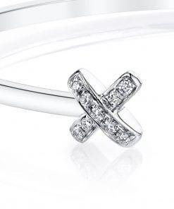 Diamond Bracelet - Bangles & Cuffs Style #: MARS-26629