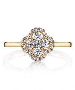 Diamond Ring - Fashion Rings Style #: MARS-26630