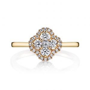 Diamond Ring - Fashion Rings Style #: MARS-26630