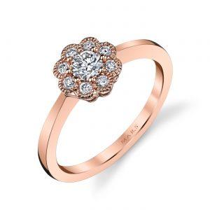 Diamond Ring - Fashion Rings Style #: MARS-26634