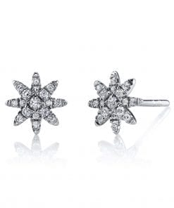 Diamond Earrings - Studs Style #: MARS-26679