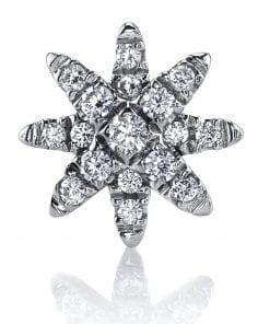 Diamond Earrings - Studs Style #: MARS-26679