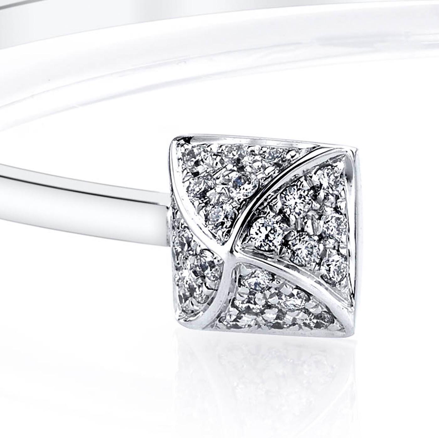 Diamond Bracelet - Bangles & Cuffs Style #: MARS-26681