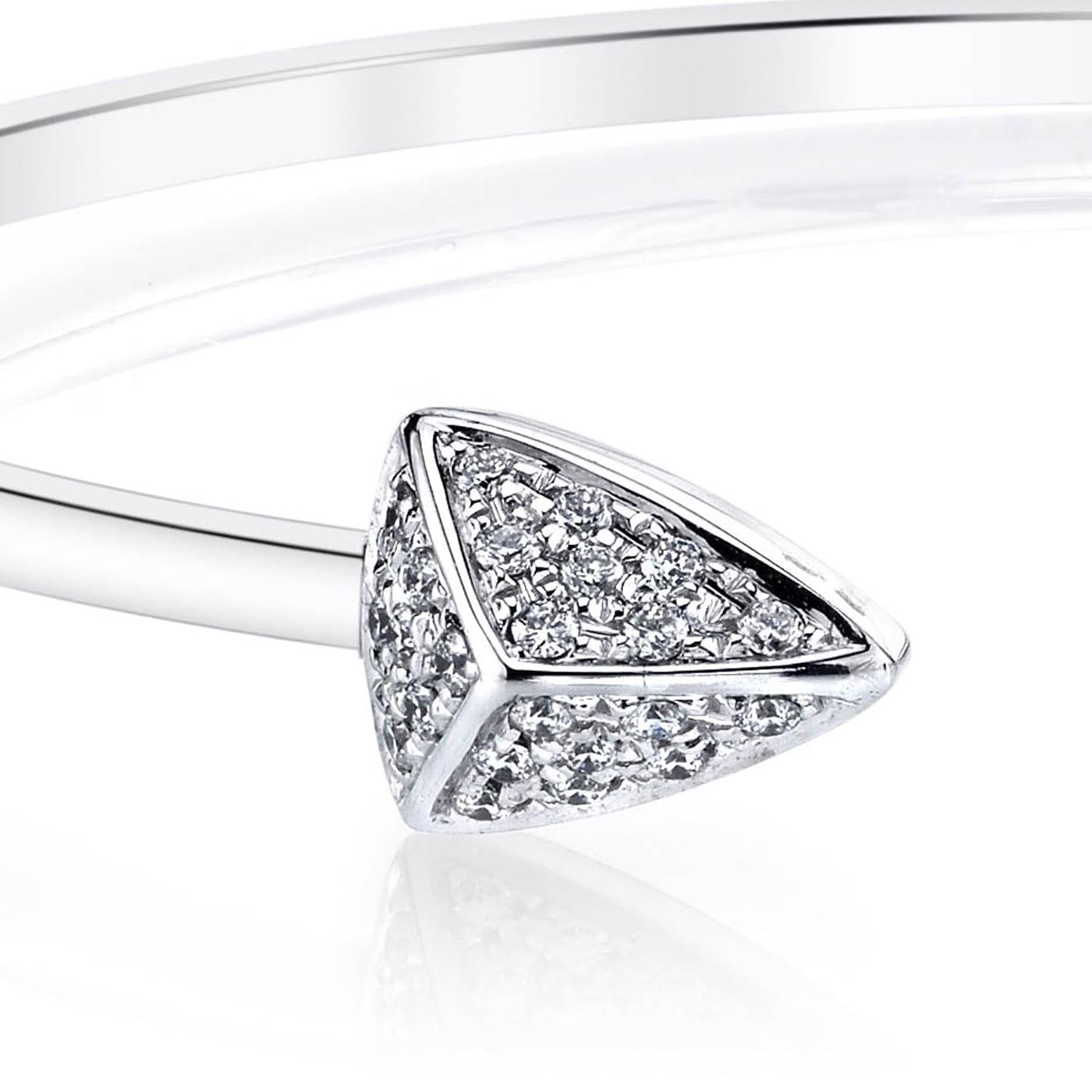Diamond Bracelet - Bangles & Cuffs Style #: MARS-26682